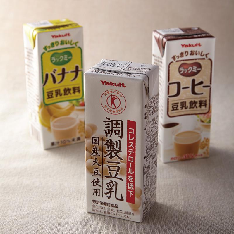 調整豆乳/ラックミー